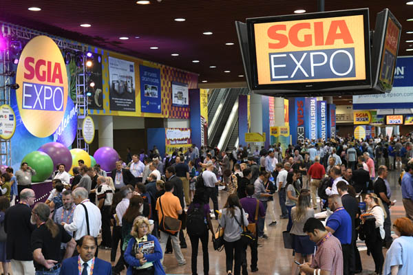 The 2017 SGIA Expo was a Huge Success!