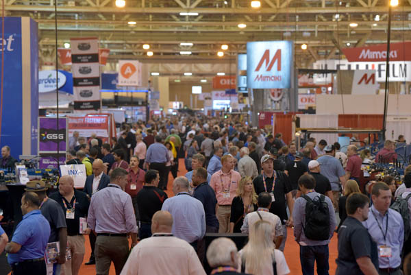 More than 19,000 Imaging Professionals Registered for the Expo