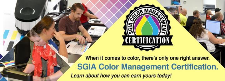 Digital Color Professional Certification Exam