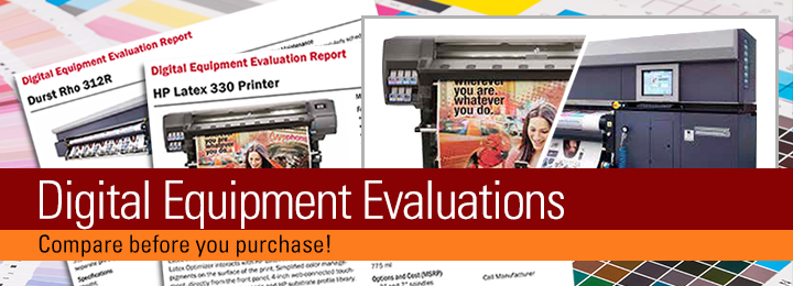 Digital Equipment Evaluations