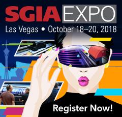 SGIA Expo Banner