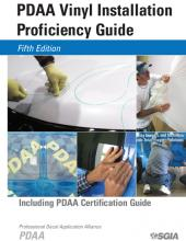 PDAA Vinyl Installation Proficiency Guide - 5th Edition