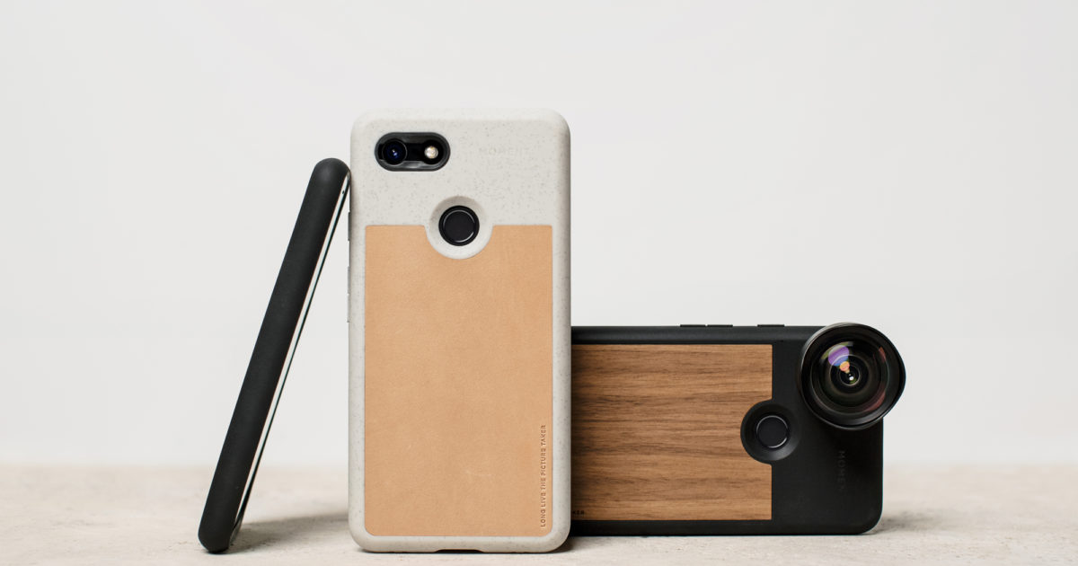 best service d0072 9ad03 Google Pixel 3 and Pixel 3 XL: Cases, Lenses and Straps - Moment