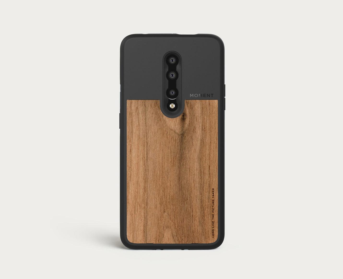 innovative design 20bfb 9dd35 OnePlus Photo Case | OnePlus 7 Pro - Dark Walnut