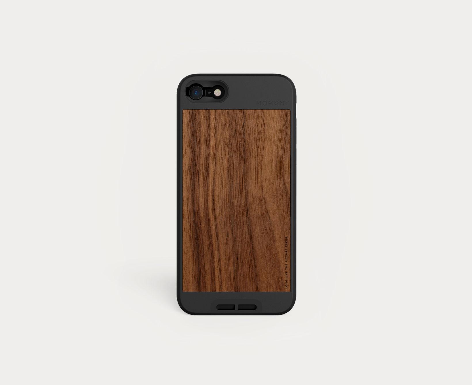 reputable site 8767a 9a236 iPhone Photo Case | iPhone 8 / iPhone 7 - Walnut Wood