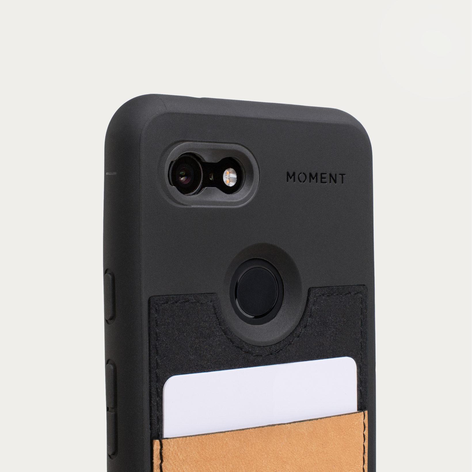 buy online e39d9 26e28 Pixel Wallet Photo Case   Pixel 3 Wallet Case in Natural