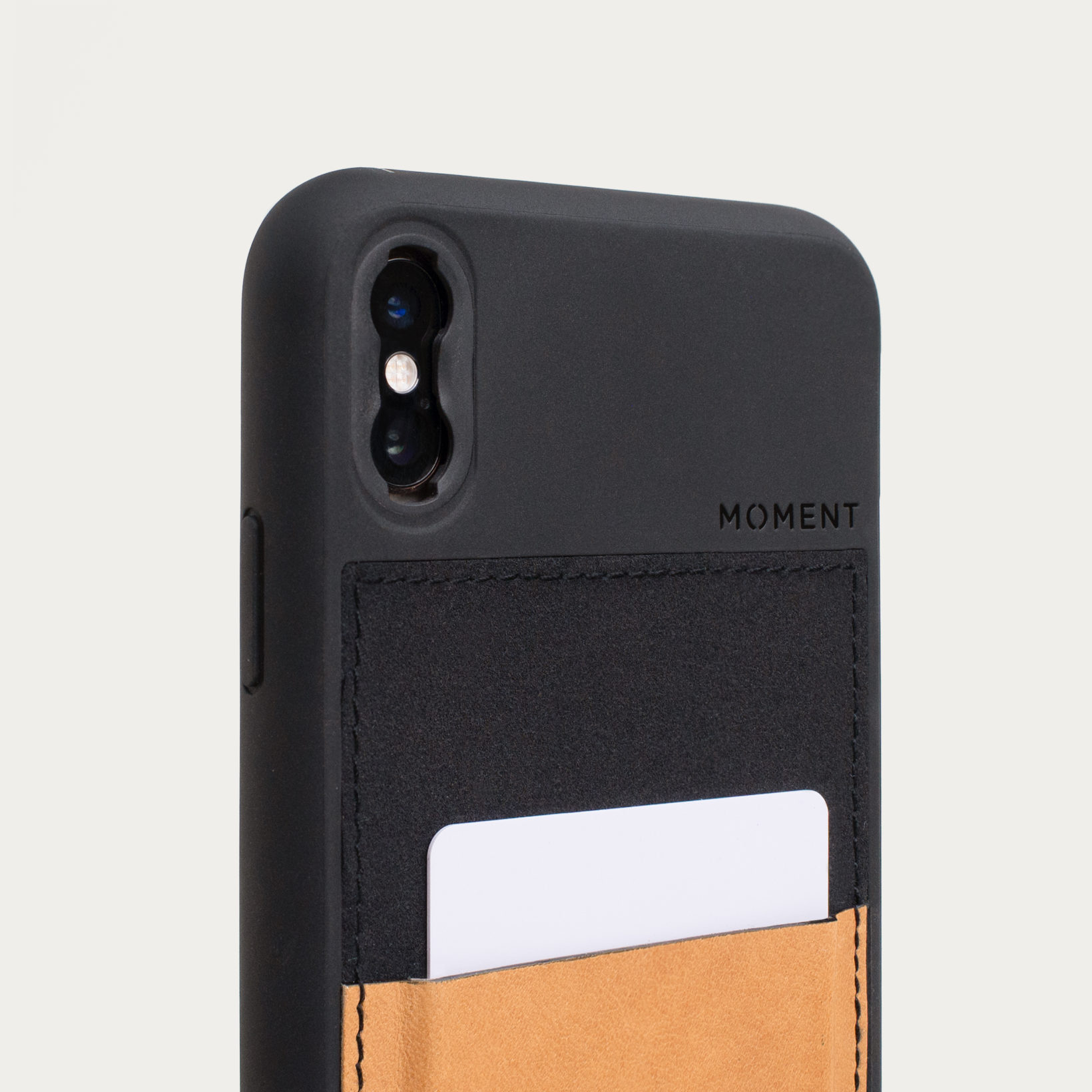 san francisco a129c 0b3a3 iPhone Wallet Photo Case | iPhone XS Max Wallet Case in Natural