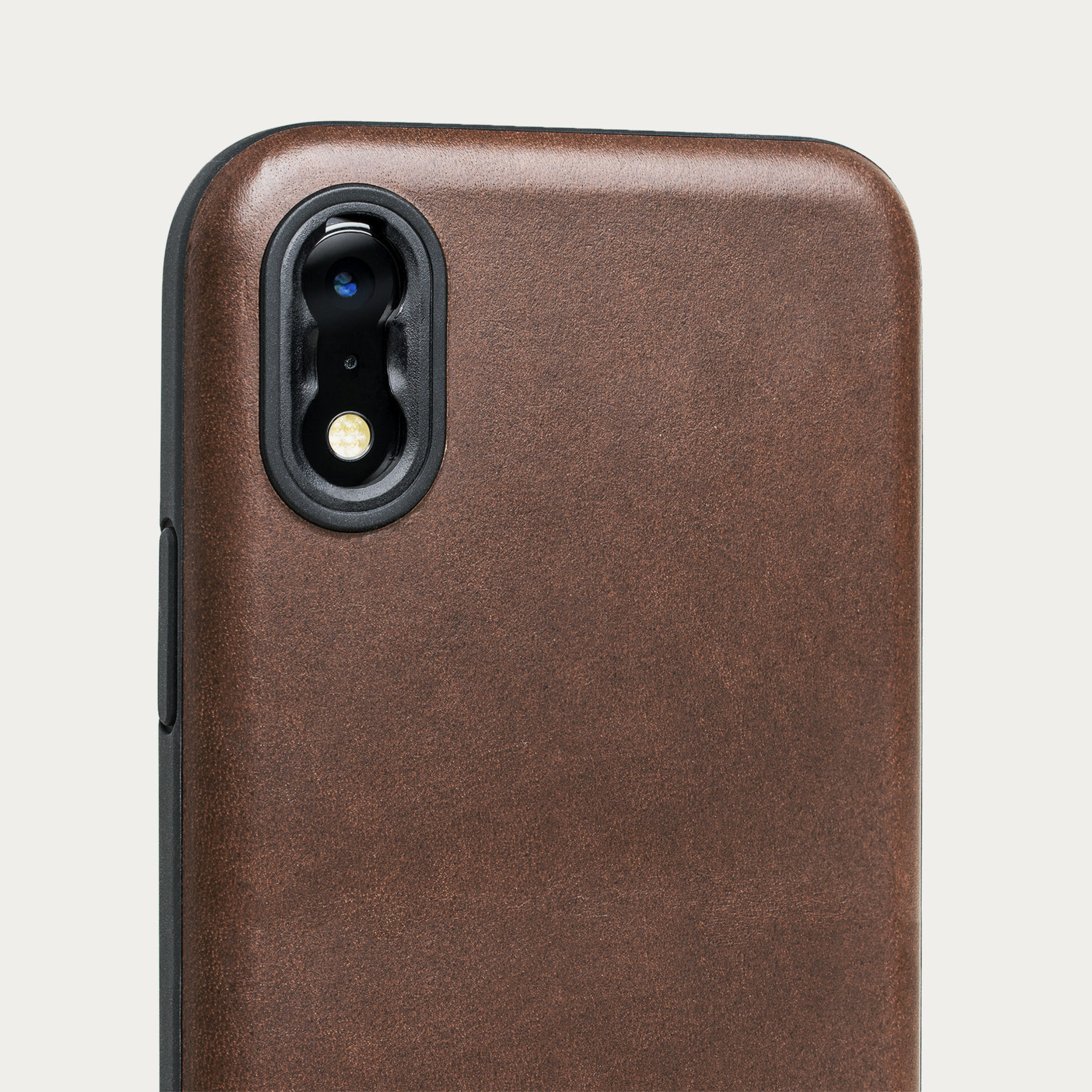 online retailer 409db d3ca9 Nomad x Moment Rugged iPhone Case | iPhone XR - Nomad / Moment Rugged Case  Rustic Brown Leather