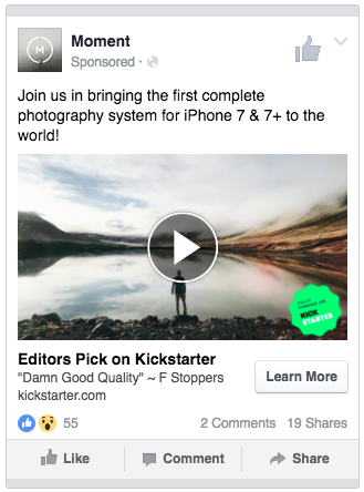 The Complete Guide To Succeeding on Kickstarter In 2017
