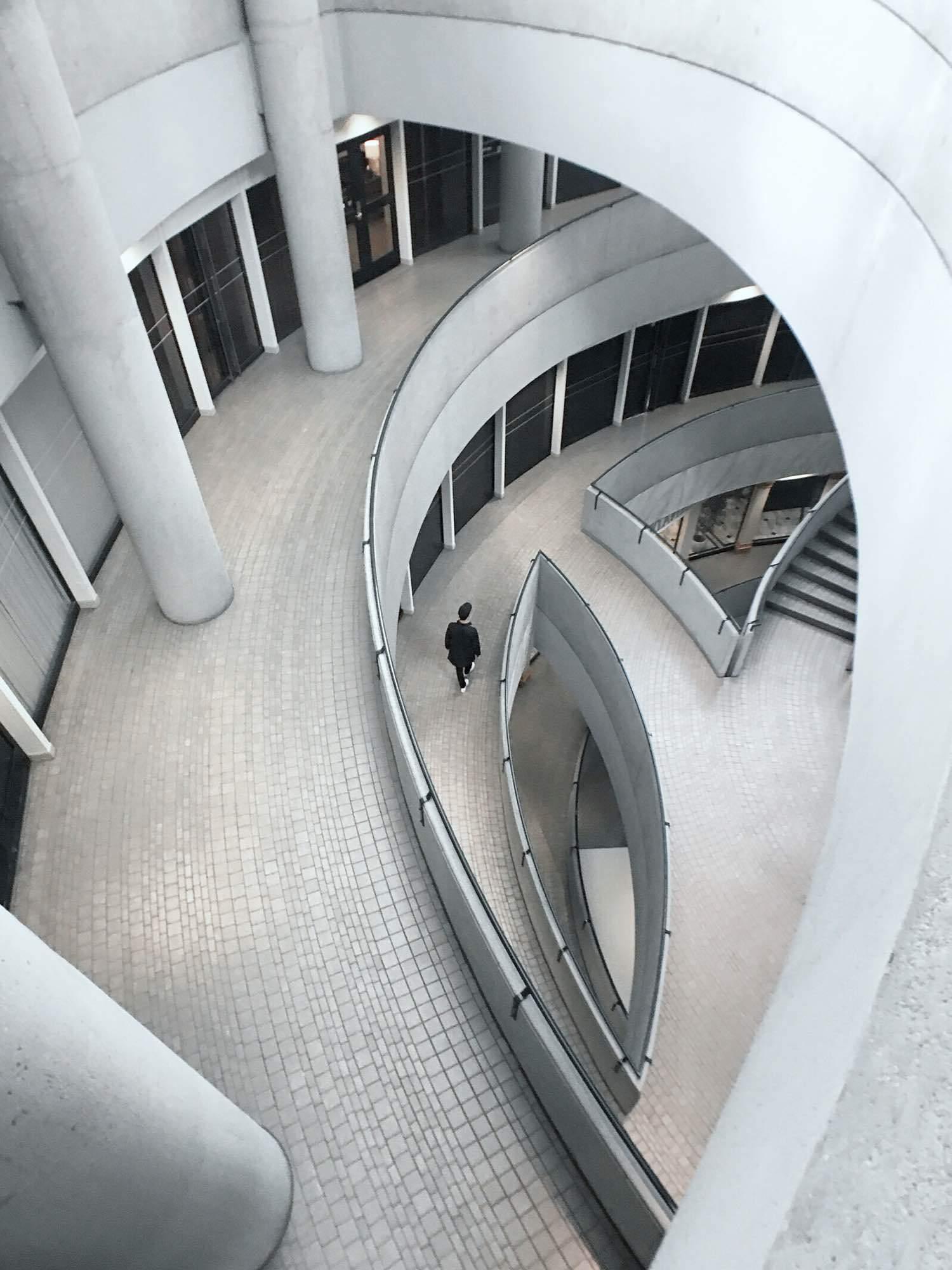 Minimalist Architecture 1