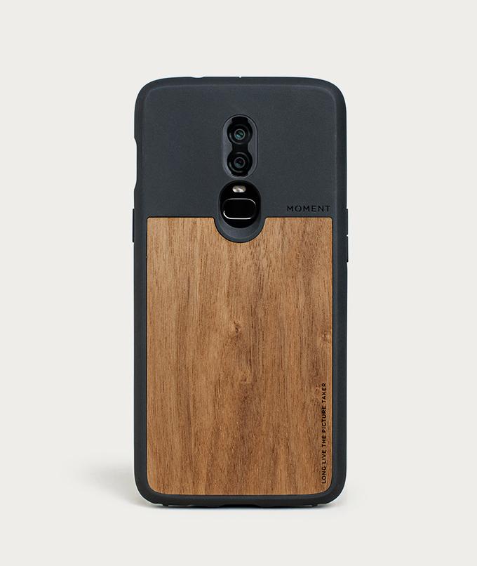 best website 4f7fd ecdd3 OnePlus Photo Case   OnePlus 6 - Black