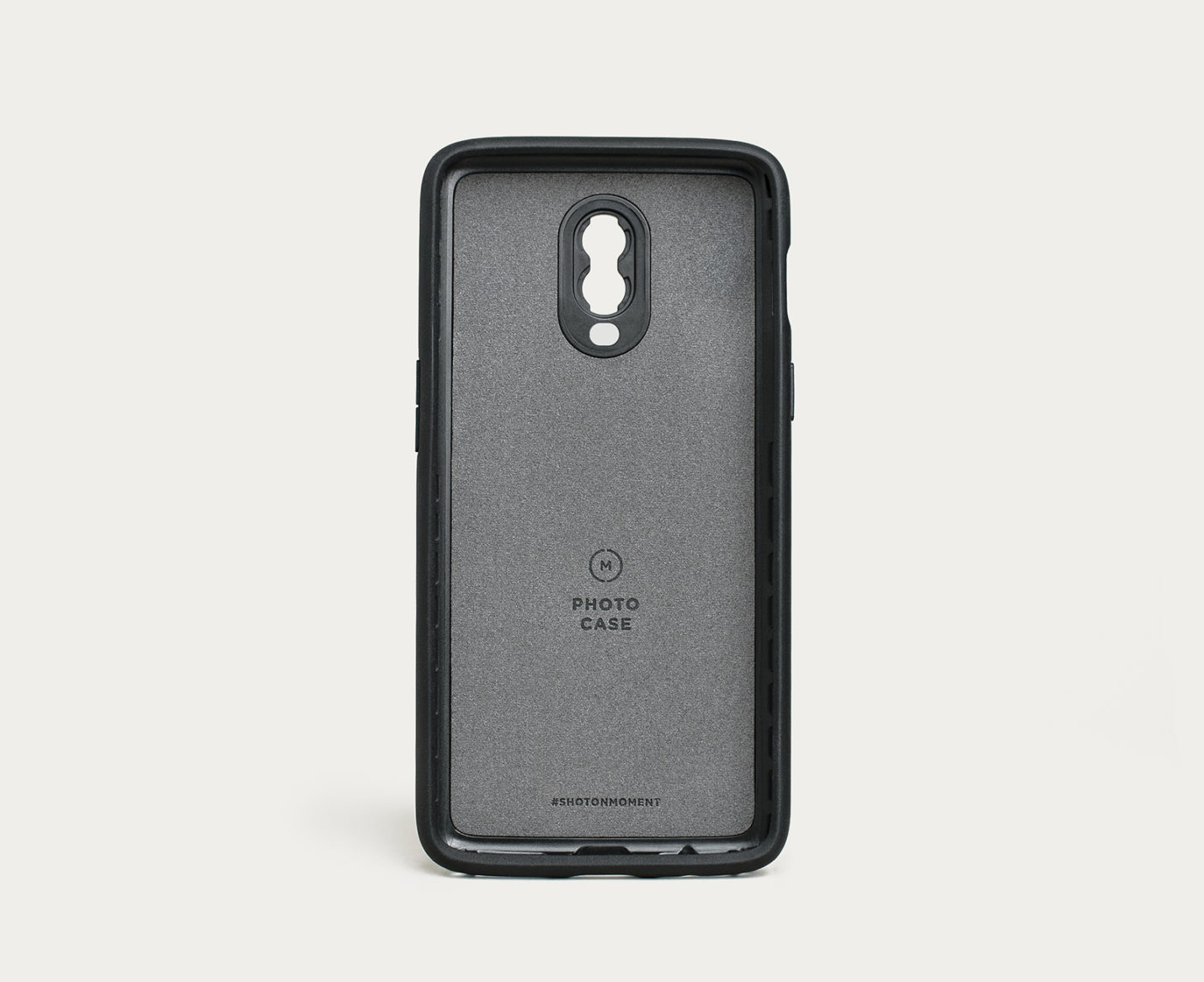new styles 6221a fff8c OnePlus Photo Case | OnePlus 6T - Black Canvas