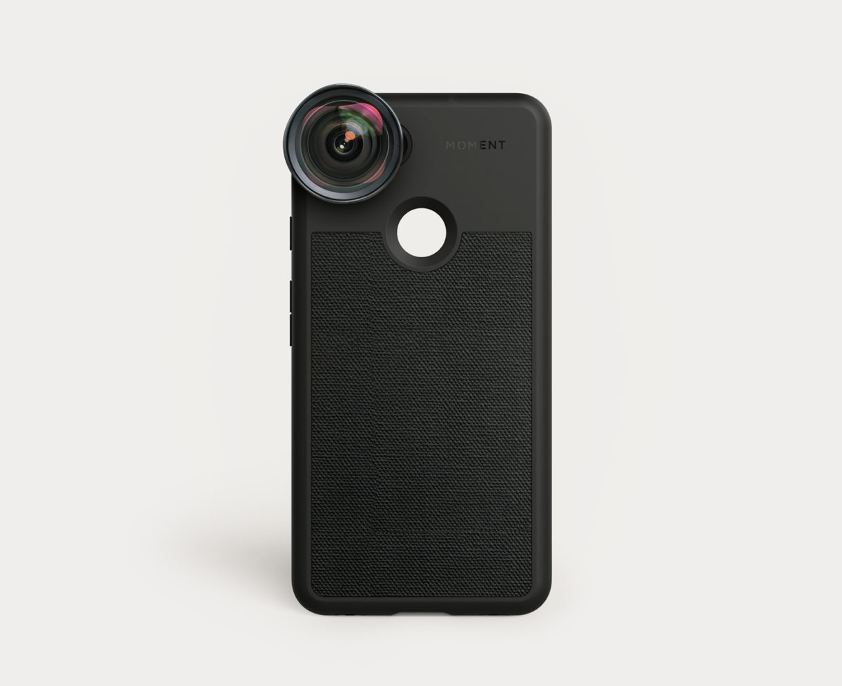 best service e9c6a 0ef8a Google Pixel 3 and Pixel 3 XL: Cases, Lenses and Straps - Moment