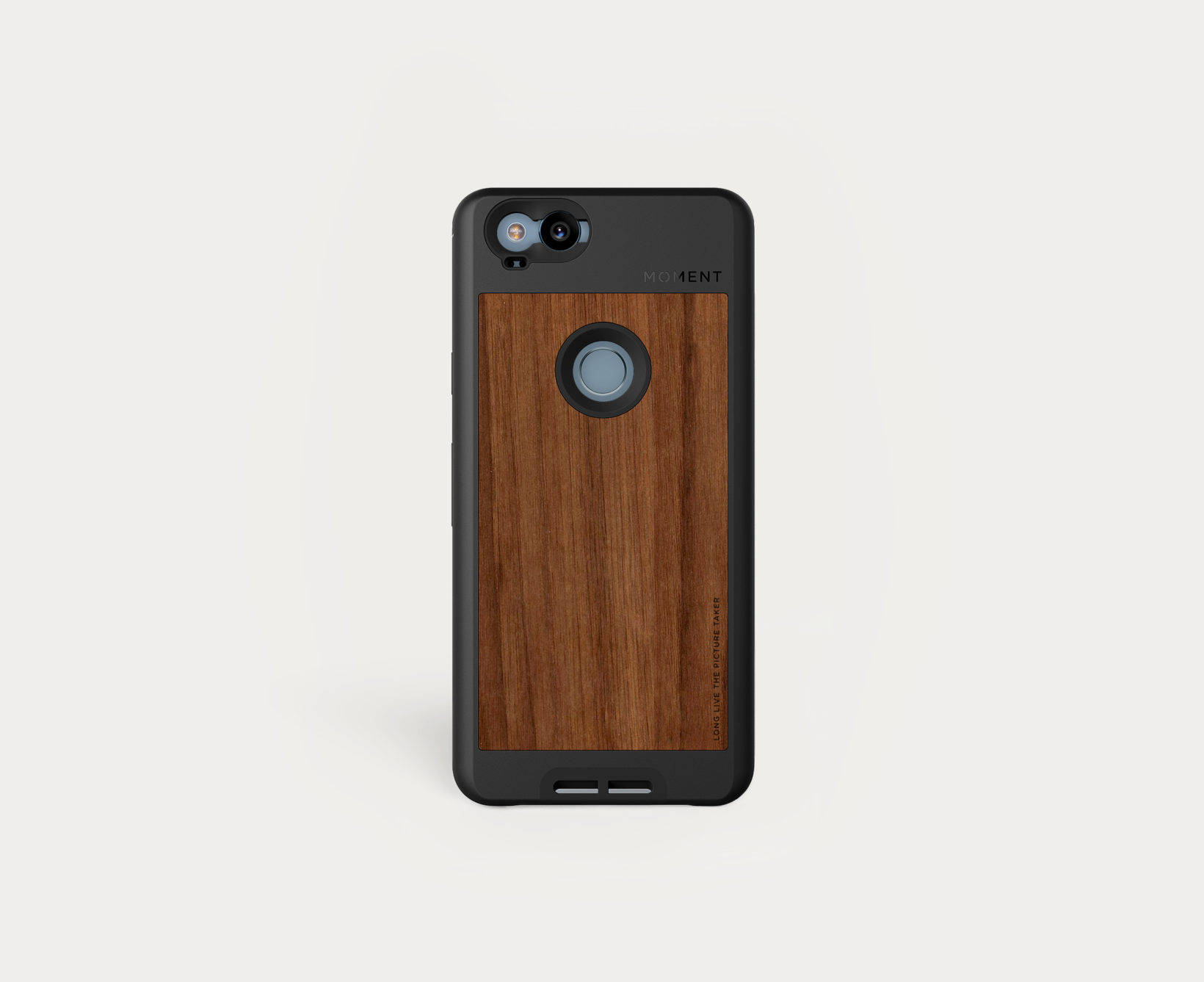 on sale 17698 cd1cd Pixel Photo Case | Pixel 2 - Walnut