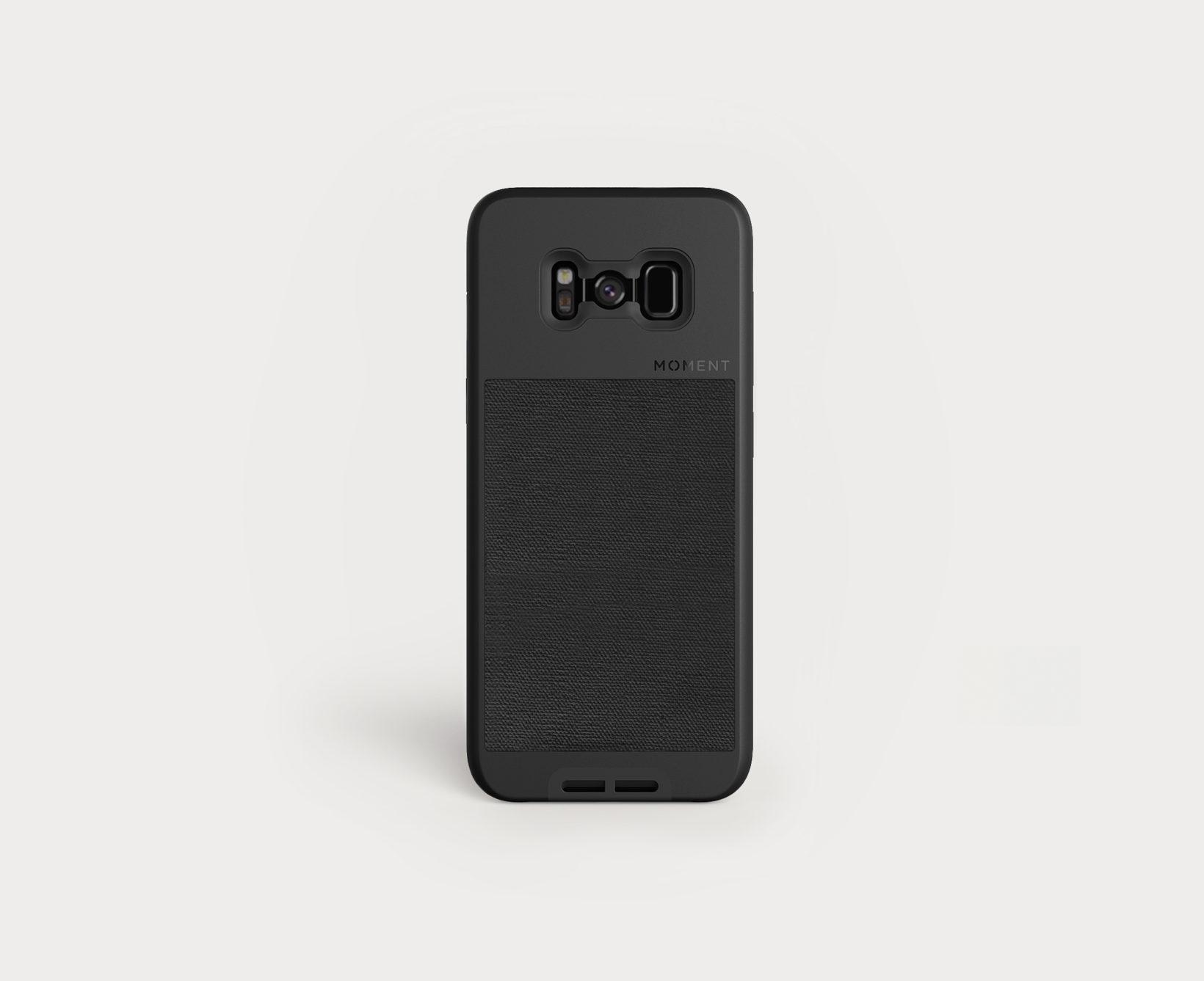 buy popular b4738 b7a84 Galaxy Photo Case | Galaxy S8 - Black