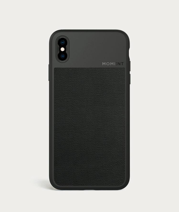 iphone xs case black