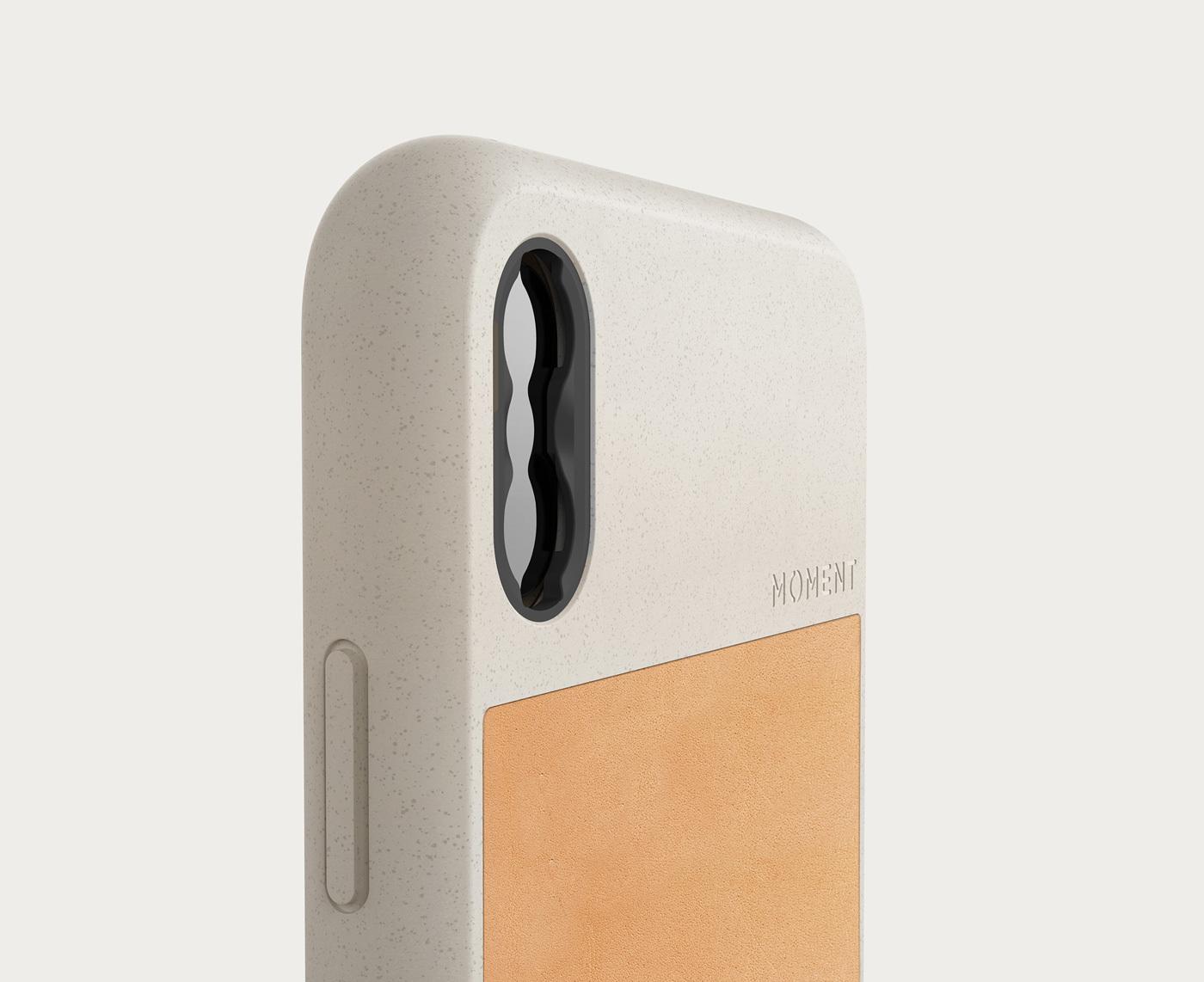 new concept 85392 64af2 iPhone Photo Case   iPhone X - Black Canvas