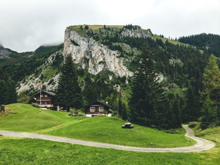 Moment - Seattle to Switzerland: A Transcontinental Romance