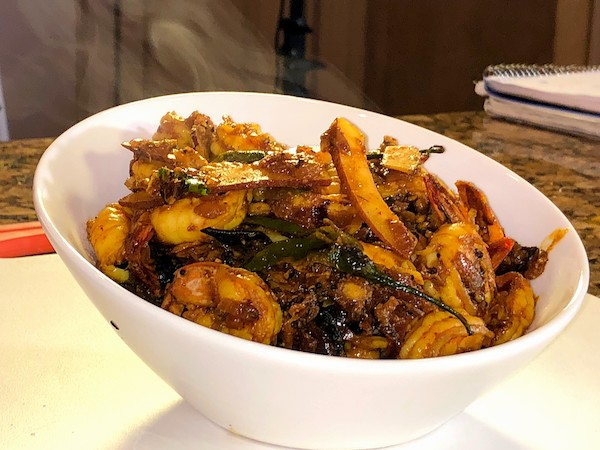 Shrimp Roast