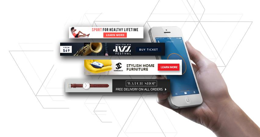 mobile banner ads