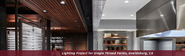 Article for Lighting Project for Single Thread