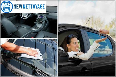 Faites briller votre v hicule de l 39 int rieur comme de l for Nettoyage voiture interieur 77