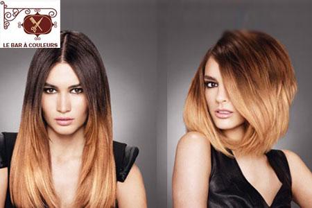 Redonnez du glam vos cheveux avec cette offre coloration ou m ches ou balayage ou tie dye - Tarif coupe couleur meche brushing ...