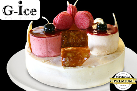 Gateau glace g ice