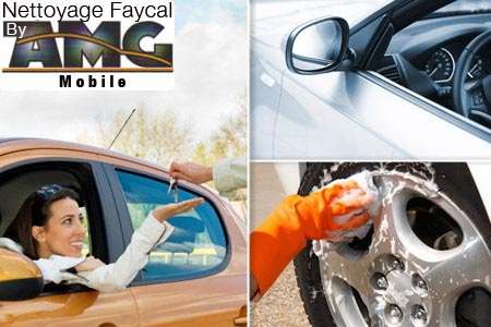 Ne n gligez plus votre voiture et dorlotez l comme elle for Nettoyage voiture interieur 77
