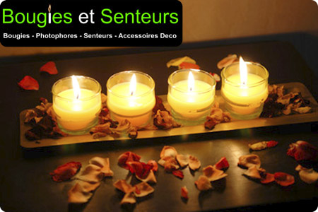 d corez et parfumez votre int rieur avec une s rie de 4 bougies en verrines parfum es aux. Black Bedroom Furniture Sets. Home Design Ideas