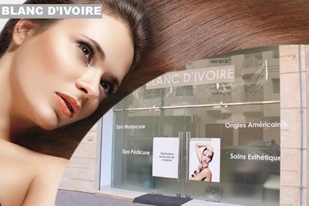 R conciliez vous avec votre chevelure et optez pour un - Petit blanc d ivoire ...