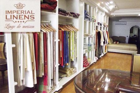 renouvelez votre linge de maison chez imperial linens avec un bon d achat d une valeur de 300