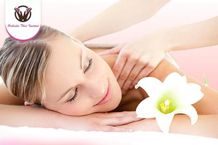 Rendez-vous avec la détente avec un massage relaxant de 45