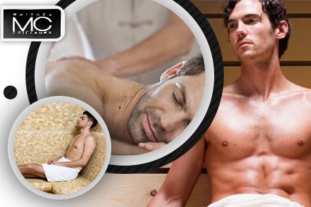 Massage de la tГЄte et coupe de cheveux pour hommes
