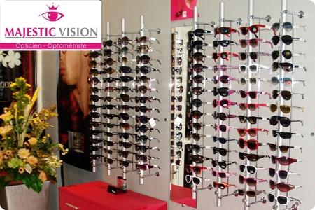 Donnez du charme à votre regard grâce à une monture optique au choix + 2  verres incassables anti-reflets à 649 DH au lieu de 1800 DH chez Majestic  Vision ! 8359afc3d499