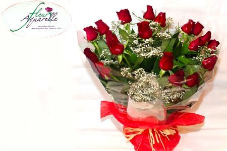 exprimez vous avec des fleurs en lui offrant un magnifique bouquet de 20 roses au choix. Black Bedroom Furniture Sets. Home Design Ideas