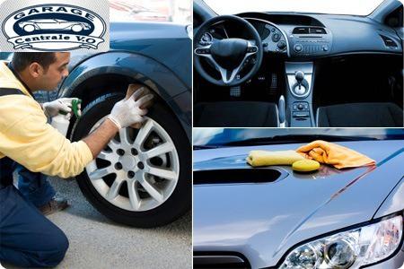 Offrez votre voiture un entretien sans pr c dent avec un for Polissage et lustrage voiture