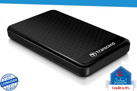 de la s curit avant tout pour vos donn es avec ce disque dur externe portable transcend 2 5. Black Bedroom Furniture Sets. Home Design Ideas