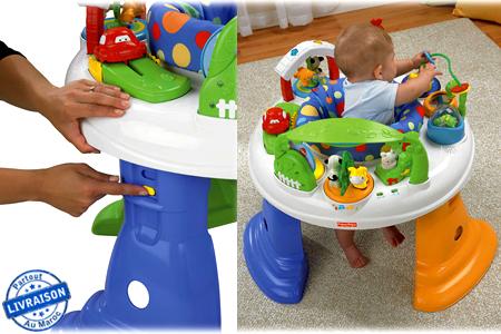 Tous les deals jouets - Fisher price table d activite ...