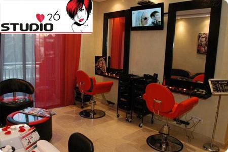 Coiffure esth tique soins massages volont avec for Achat salon coiffure