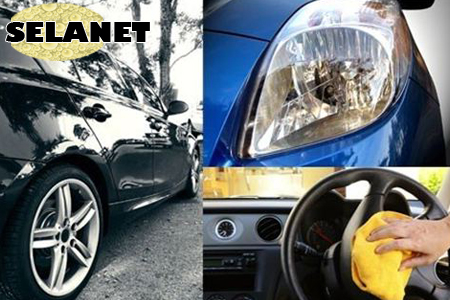 Offrez une cure de jouvence votre v hicule en profitant for Lavage de voiture interieur