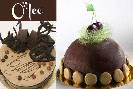 Fondez de plaisir pour un magnifique gâteau glacé « entremet » à ...