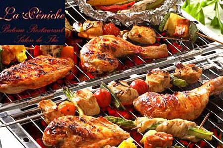 Vivez les joies d 39 un repas quilibr et d licieux dans ce - Accompagnement poisson grille barbecue ...
