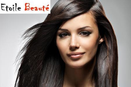 Offrez ce traitement de star vos cheveux avec un lissage for Coupe de cheveux tribal etoile