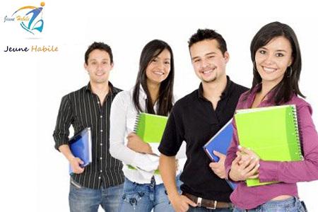 Cours gratuits de groupe de jeunes