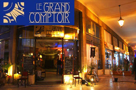 on les grands comptoirs