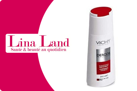 shampoing vichy repousse cheveux