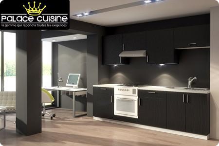 Le r ve devient r alit une cuisine quip e haut de for Installation cuisine equipee