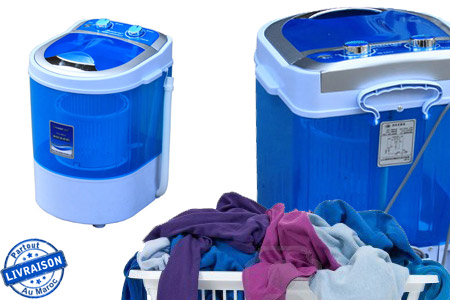 Retrouvez un plaisir faire votre lessive sans le moindre inconv nient en op - Lave linge sans lessive ...
