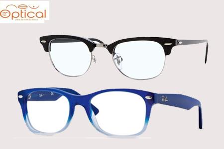 Montures lunettes adolescent